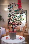 cupcake tree wedding cake